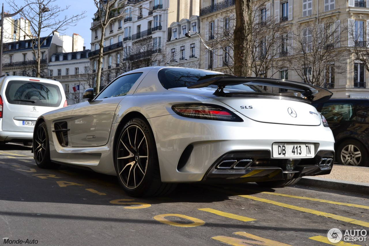 Mercedes benz sls amg black series 21 january 2014 for 2014 mercedes benz sls amg price