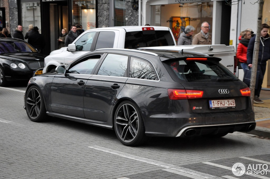 audi rs6 avant c7 22 janvier 2014 autogespot. Black Bedroom Furniture Sets. Home Design Ideas