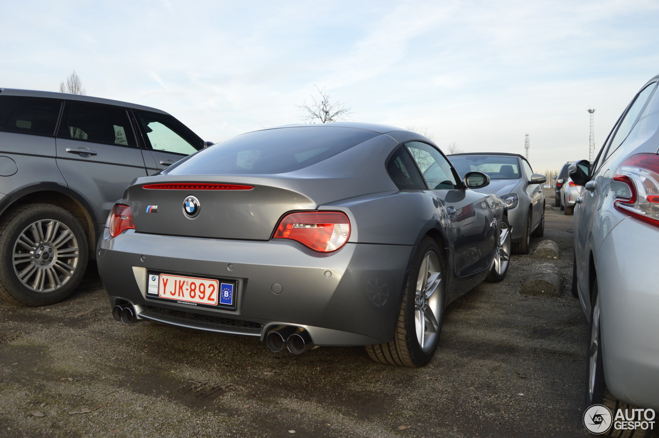 Bmw Z4 M Coup 233 22 January 2014 Autogespot