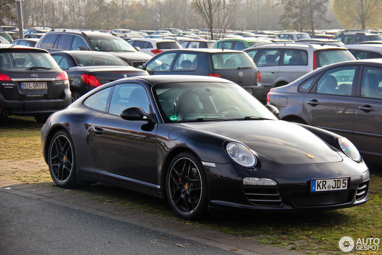 porsche 997 carrera 4s mkii 23 january 2014 autogespot. Black Bedroom Furniture Sets. Home Design Ideas