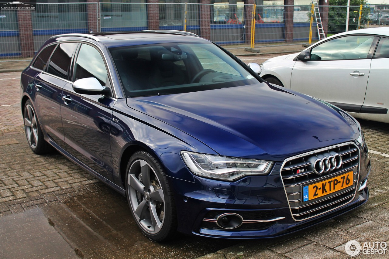 audi s6 avant c7 24 january 2014 autogespot. Black Bedroom Furniture Sets. Home Design Ideas