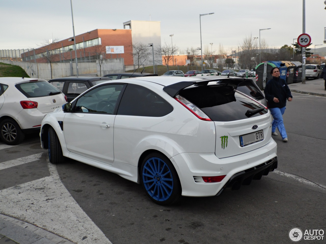 ford focus rs 2009 24 january 2014 autogespot. Black Bedroom Furniture Sets. Home Design Ideas