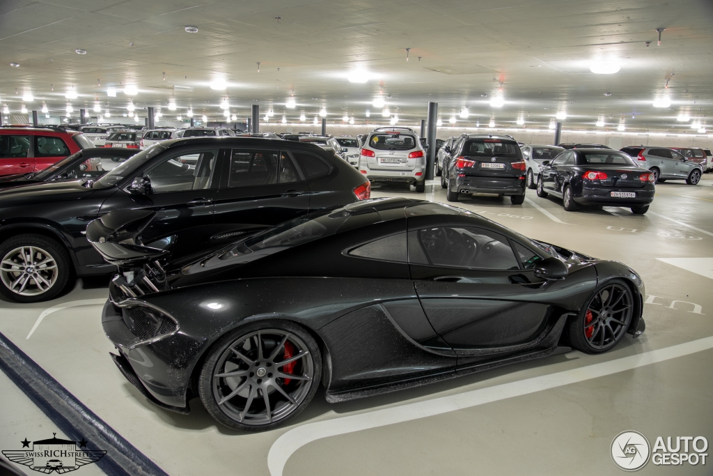 Mclaren P1 24 January 2014 Autogespot