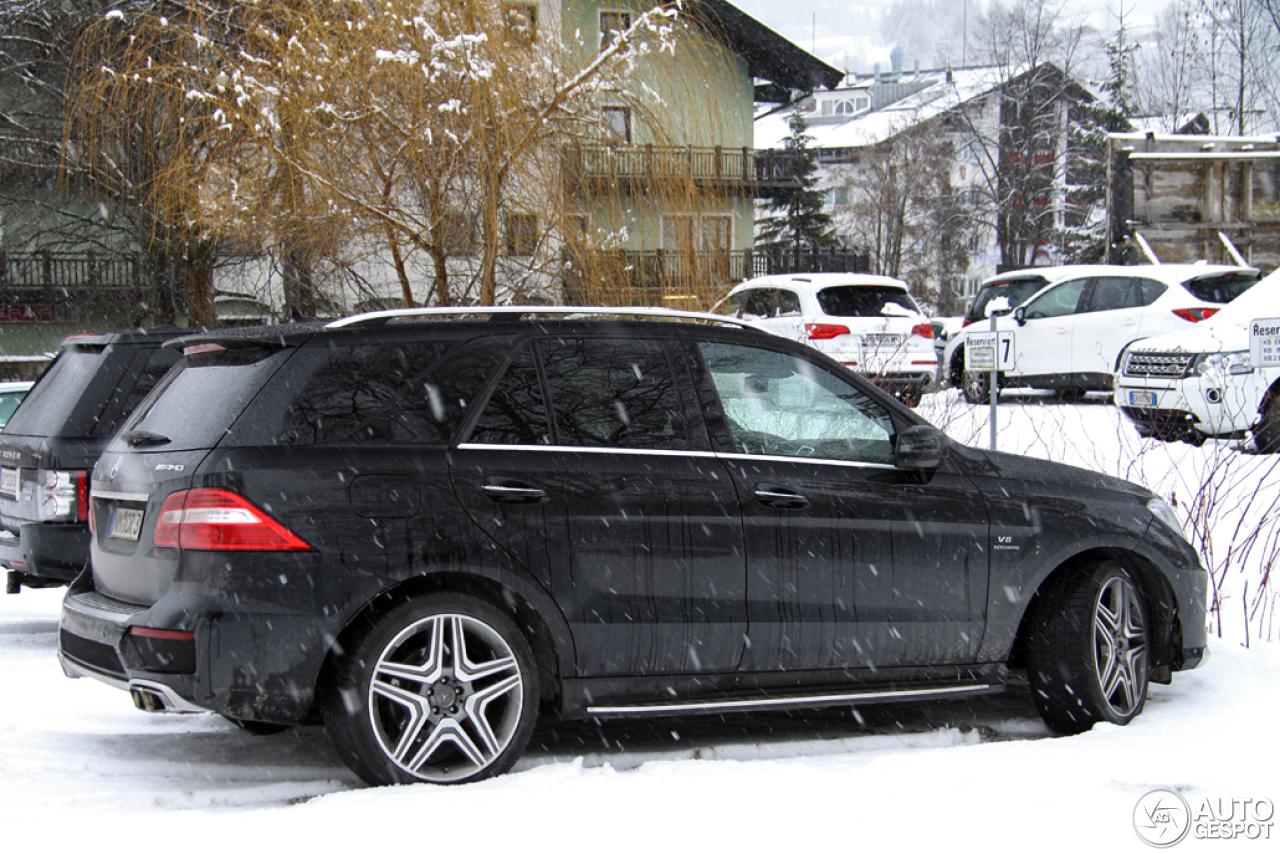 Mercedes benz ml 63 amg w166 24 january 2014 autogespot for Mercedes benz ml 2014