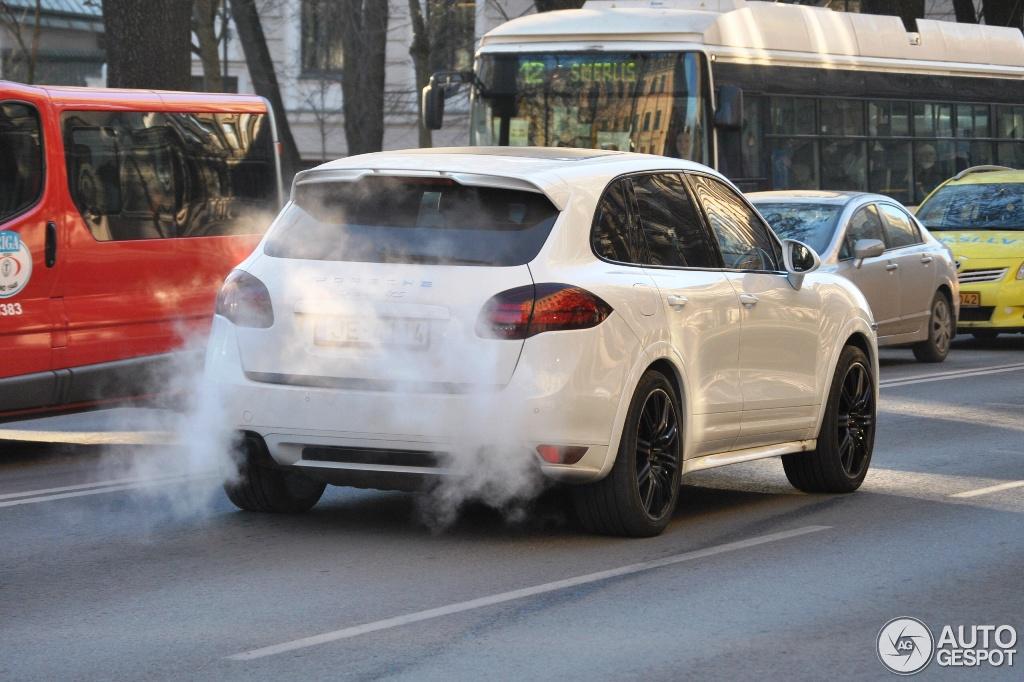 Porsche 958 Cayenne Gts 24 January 2014 Autogespot
