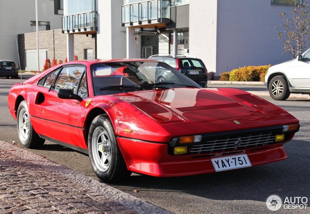Ferrari 308 Gtb Quattrovalvole 25 January 2014 Autogespot