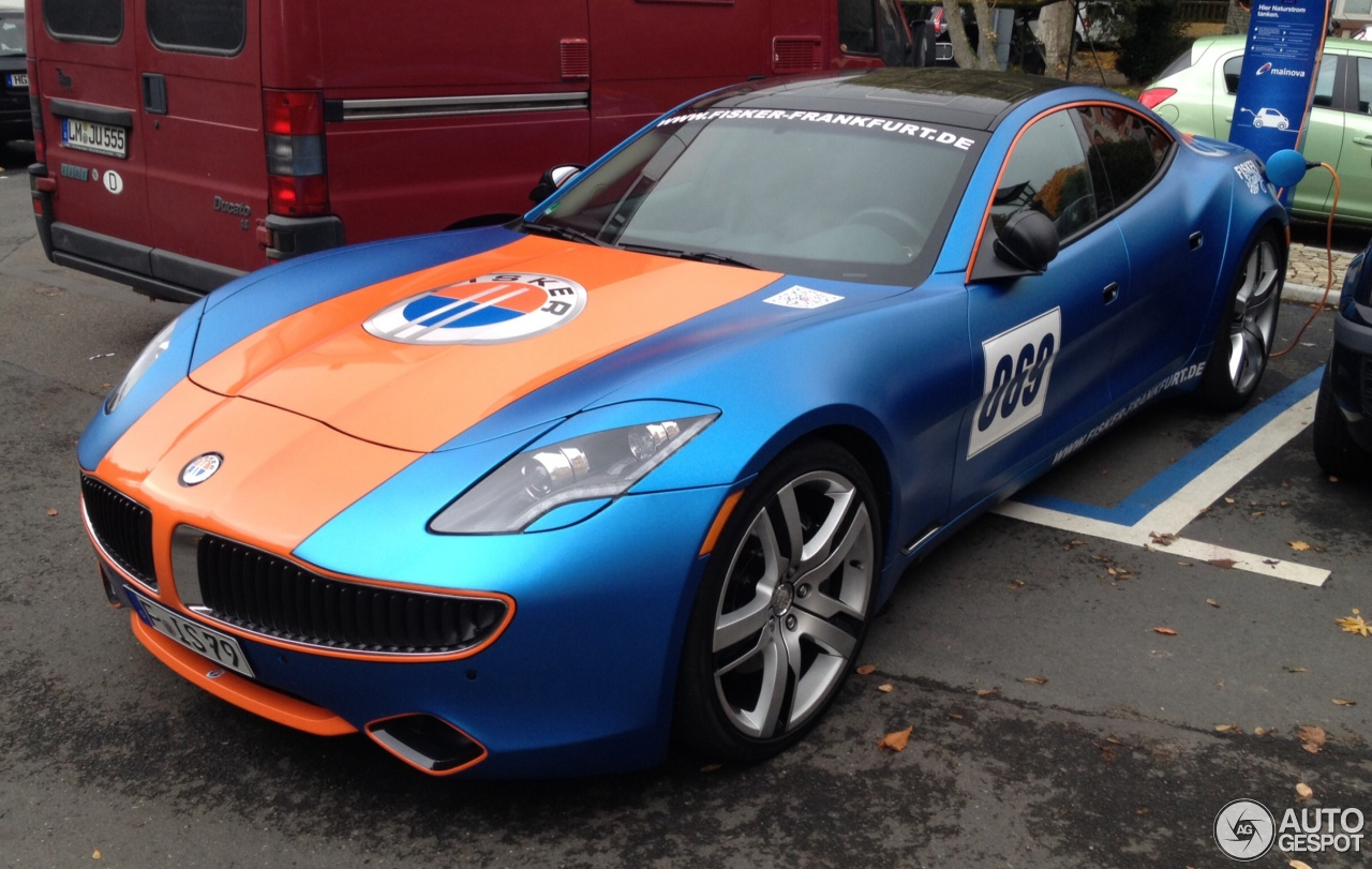 Fisker Karma - 25 January 2014 - Autogespot