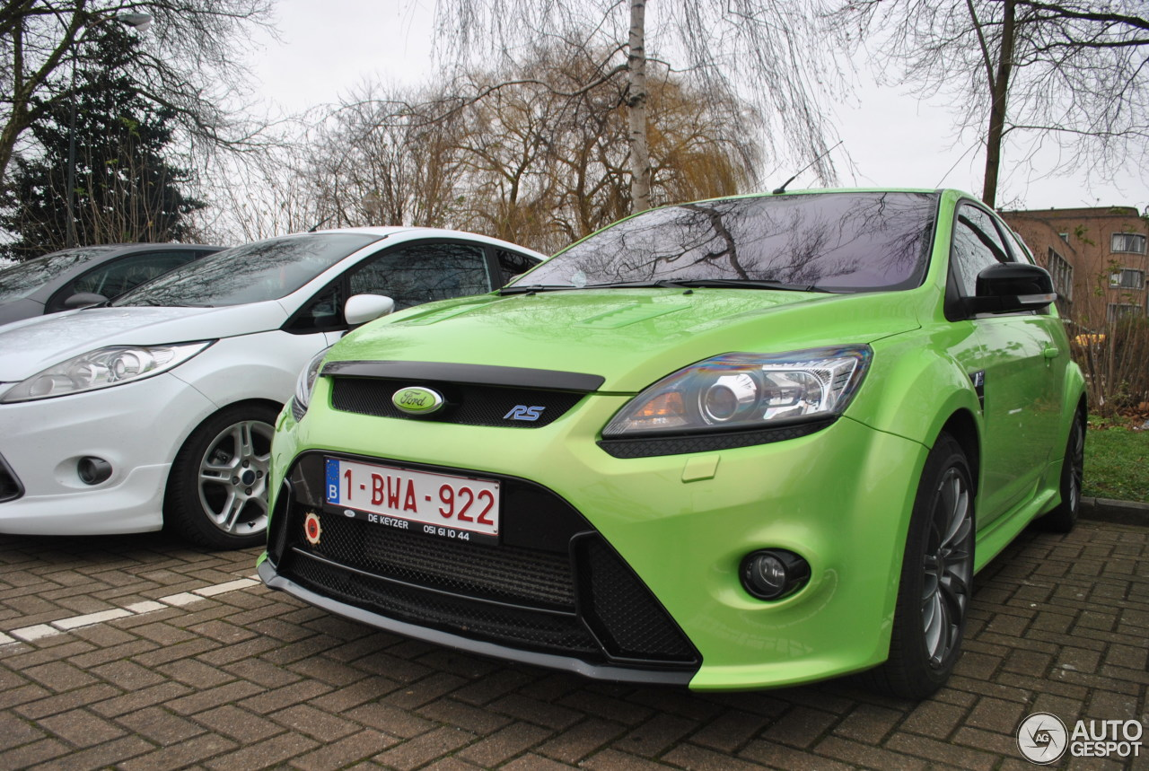 ford focus rs 2009 25 january 2014 autogespot. Black Bedroom Furniture Sets. Home Design Ideas