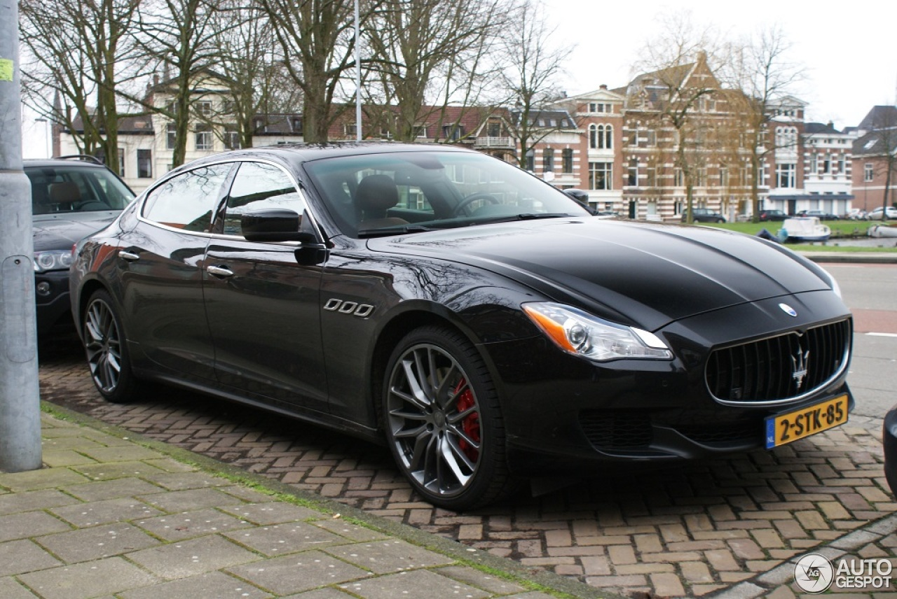 maserati quattroporte gts 2013 25 januari 2014 autogespot. Black Bedroom Furniture Sets. Home Design Ideas
