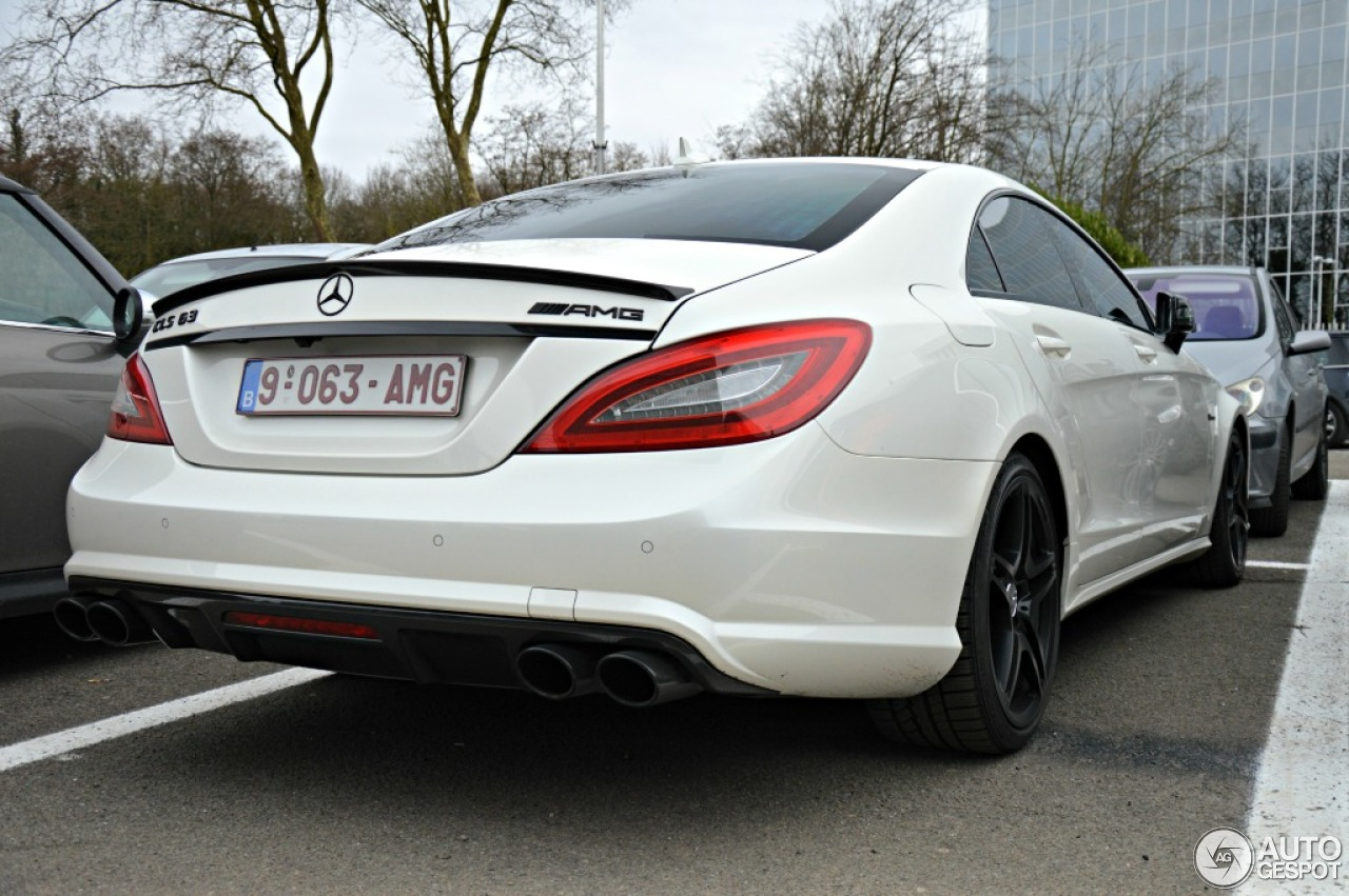 mercedes benz cls 63 amg c218 25 january 2014 autogespot. Black Bedroom Furniture Sets. Home Design Ideas