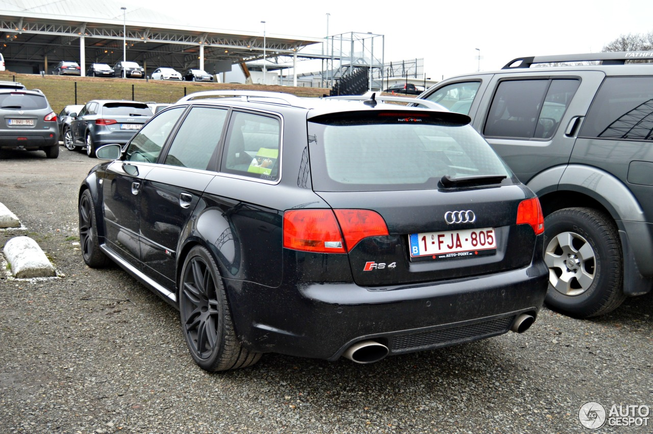 Audi Rs4 Avant B7 26 January 2014 Autogespot