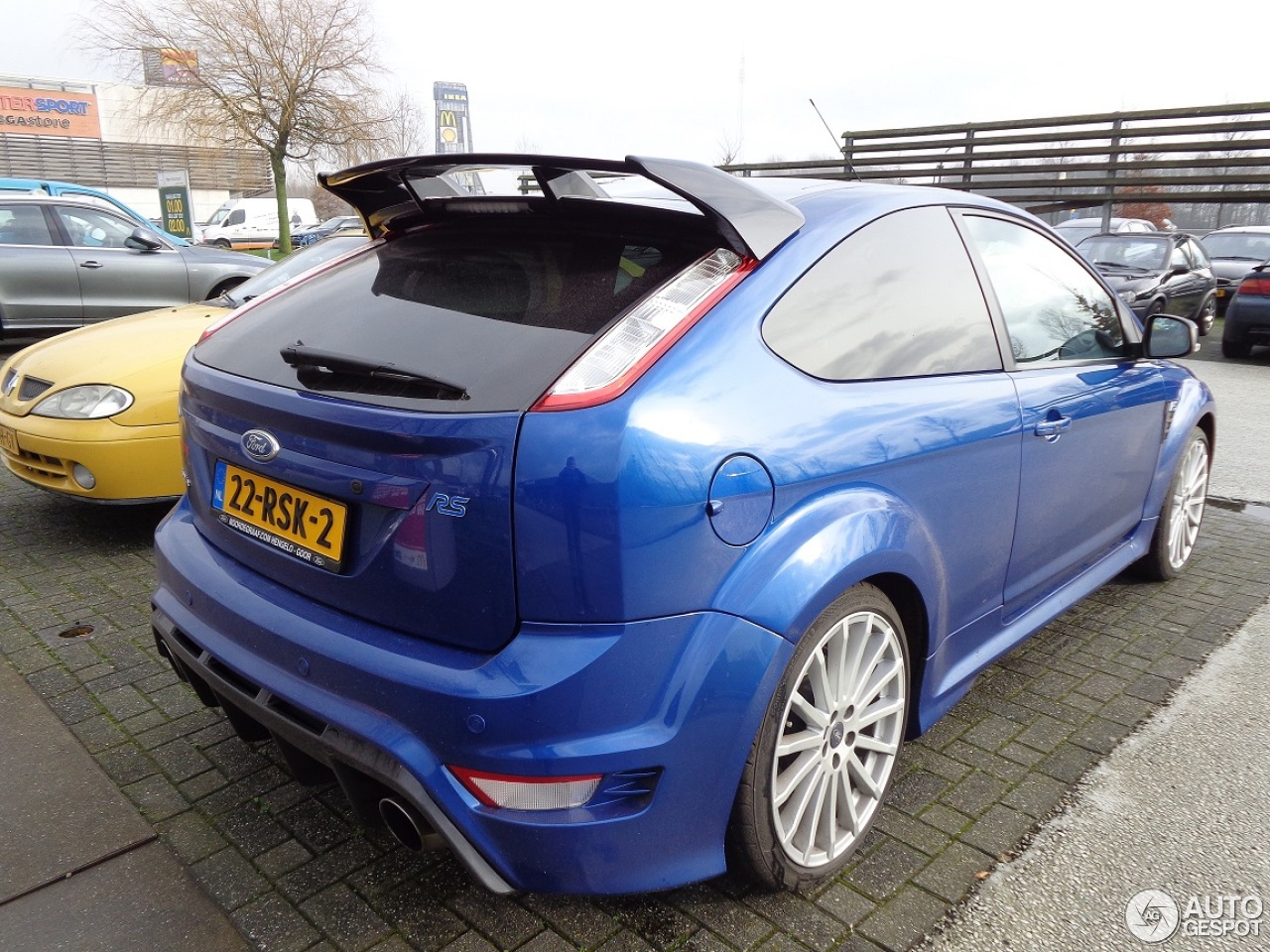 ford focus rs 2009 26 january 2014 autogespot. Black Bedroom Furniture Sets. Home Design Ideas