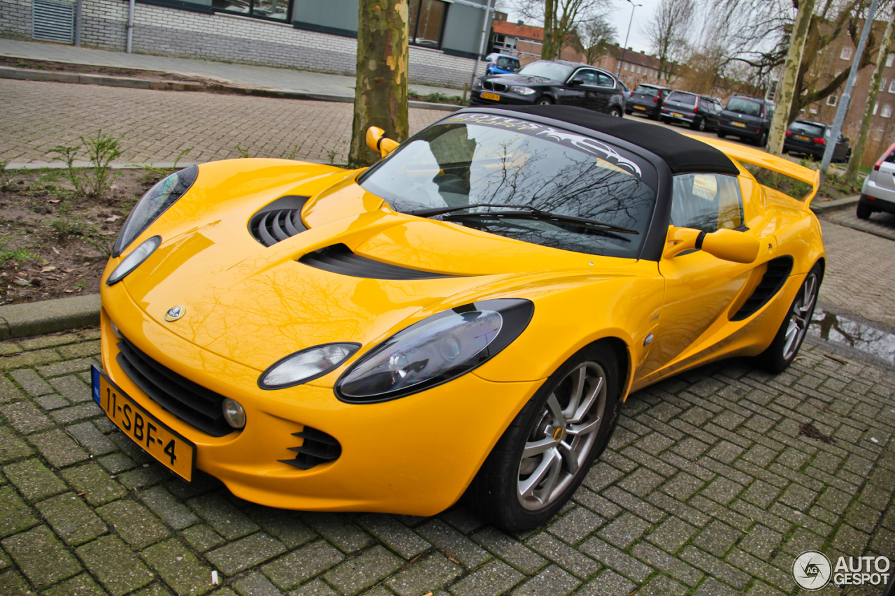 lotus elise s2 111r 26 januari 2014 autogespot. Black Bedroom Furniture Sets. Home Design Ideas