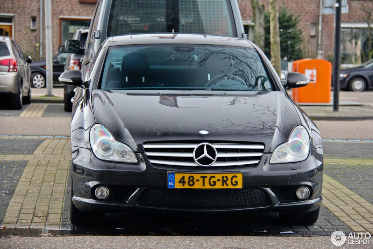 Mercedes benz cls 63 amg c219 26 januari 2014 autogespot for 2014 mercedes benz cls550 0 60