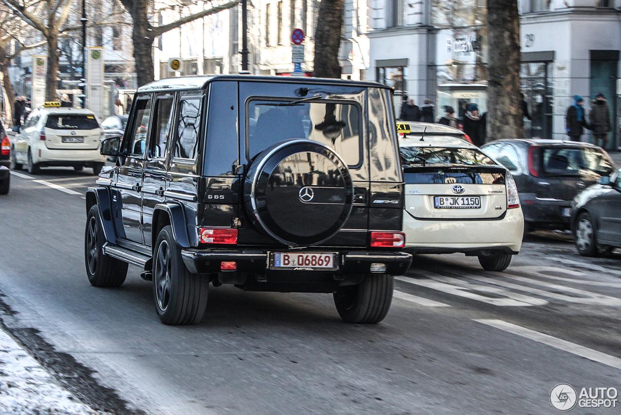 Mercedes benz g 65 amg 26 january 2014 autogespot for Mercedes benz g 65 amg
