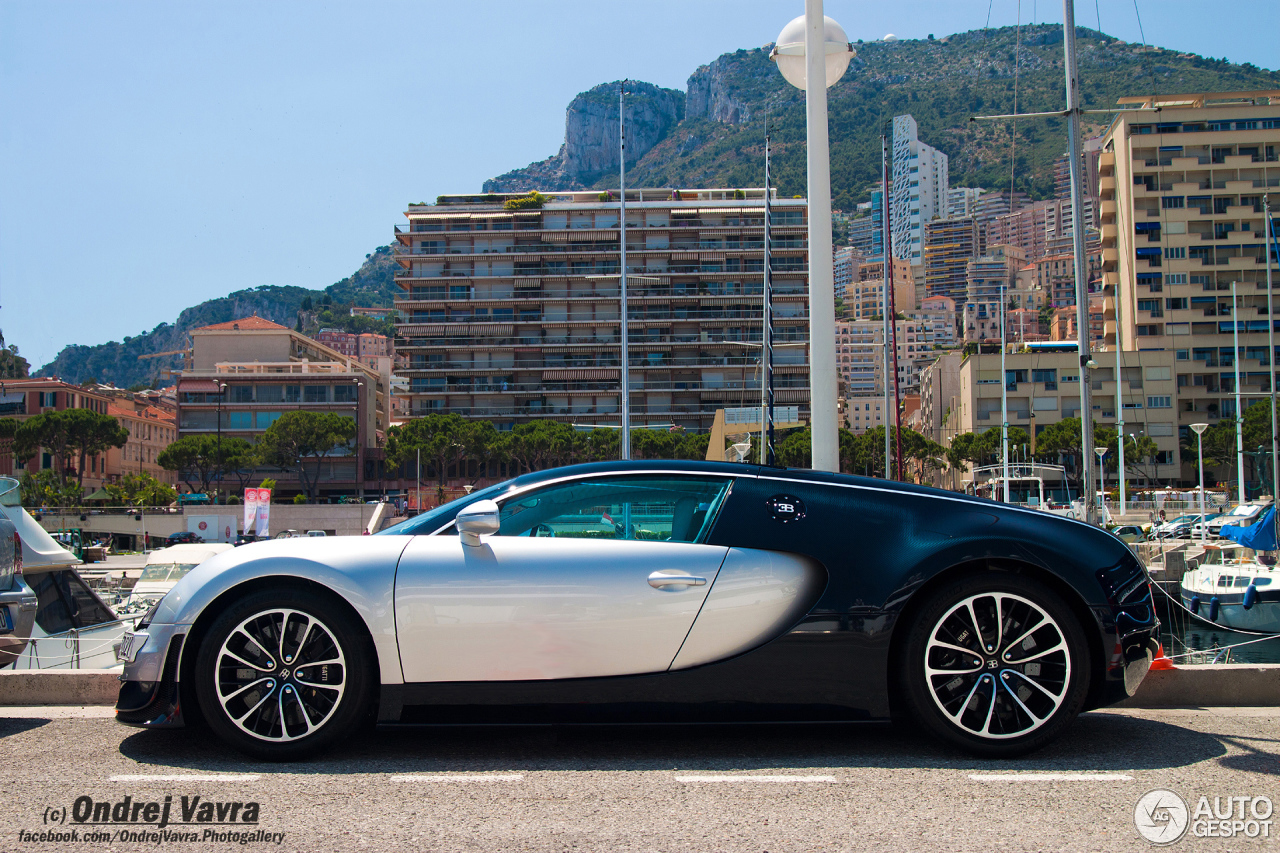 Bugatti Veyron 164 Super Sport  27 January 2014  Autogespot