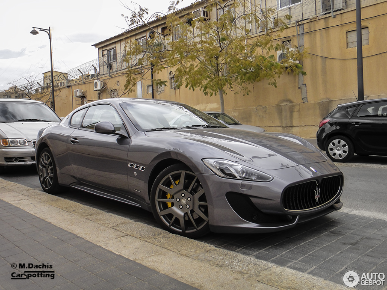 maserati granturismo sport 27 january 2014 autogespot. Black Bedroom Furniture Sets. Home Design Ideas