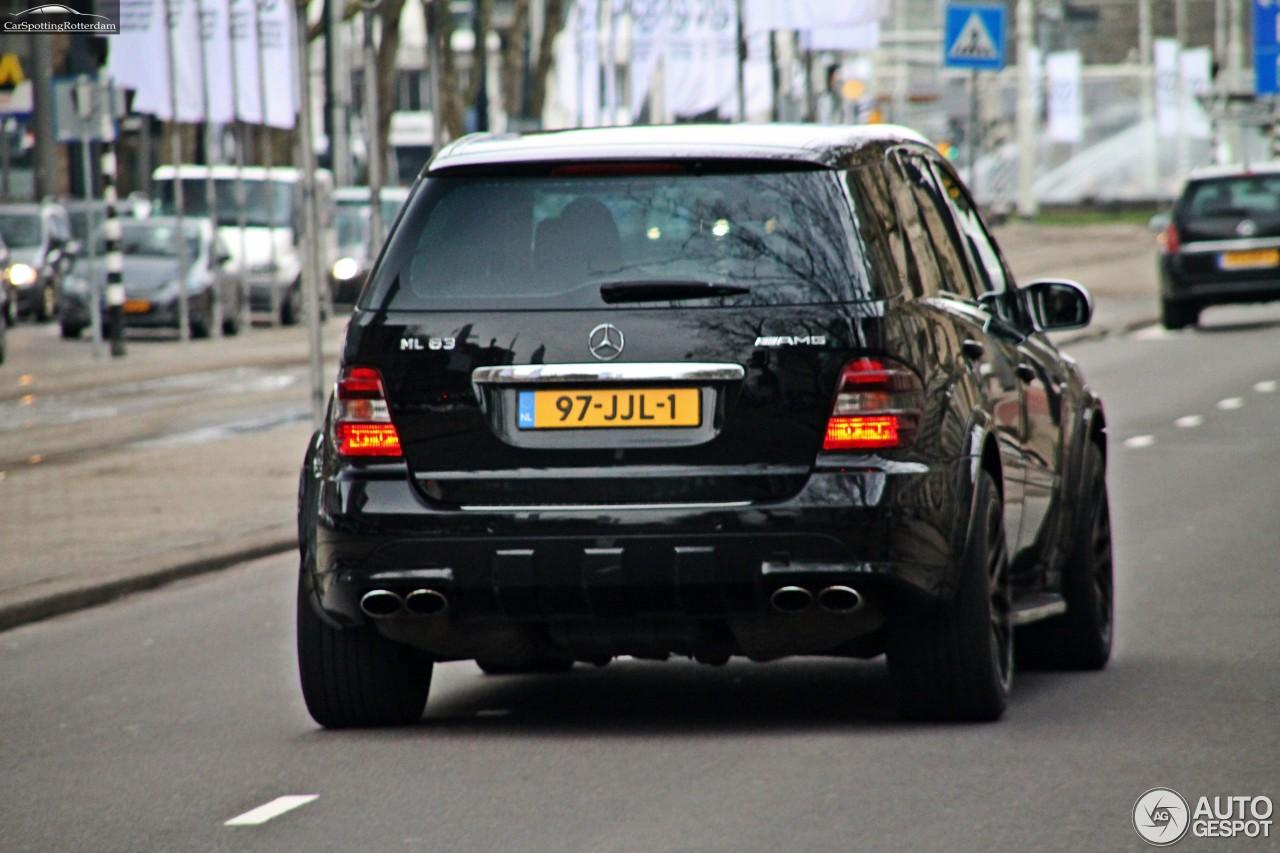 Mercedes Benz Ml 63 Amg W164 27 January 2014 Autogespot