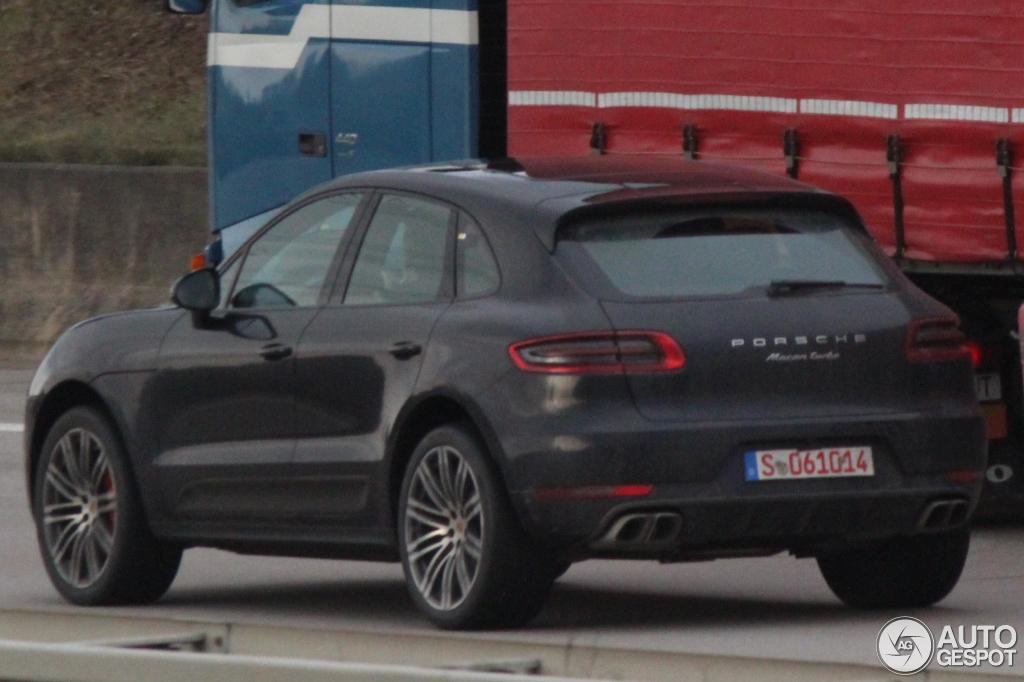 Porsche 95b Macan Turbo 27 January 2014 Autogespot