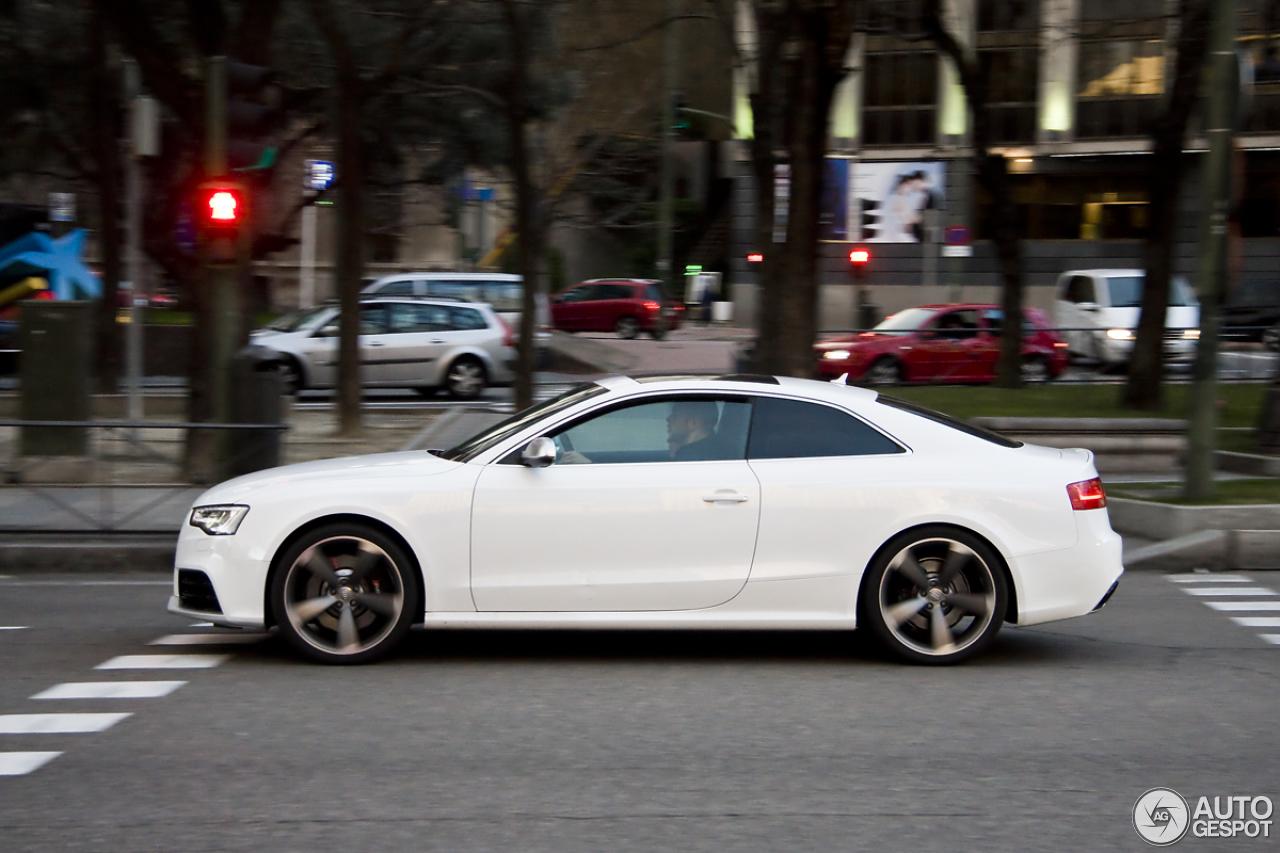 Audi Rs5 B8 2012 28 Januar 2014 Autogespot