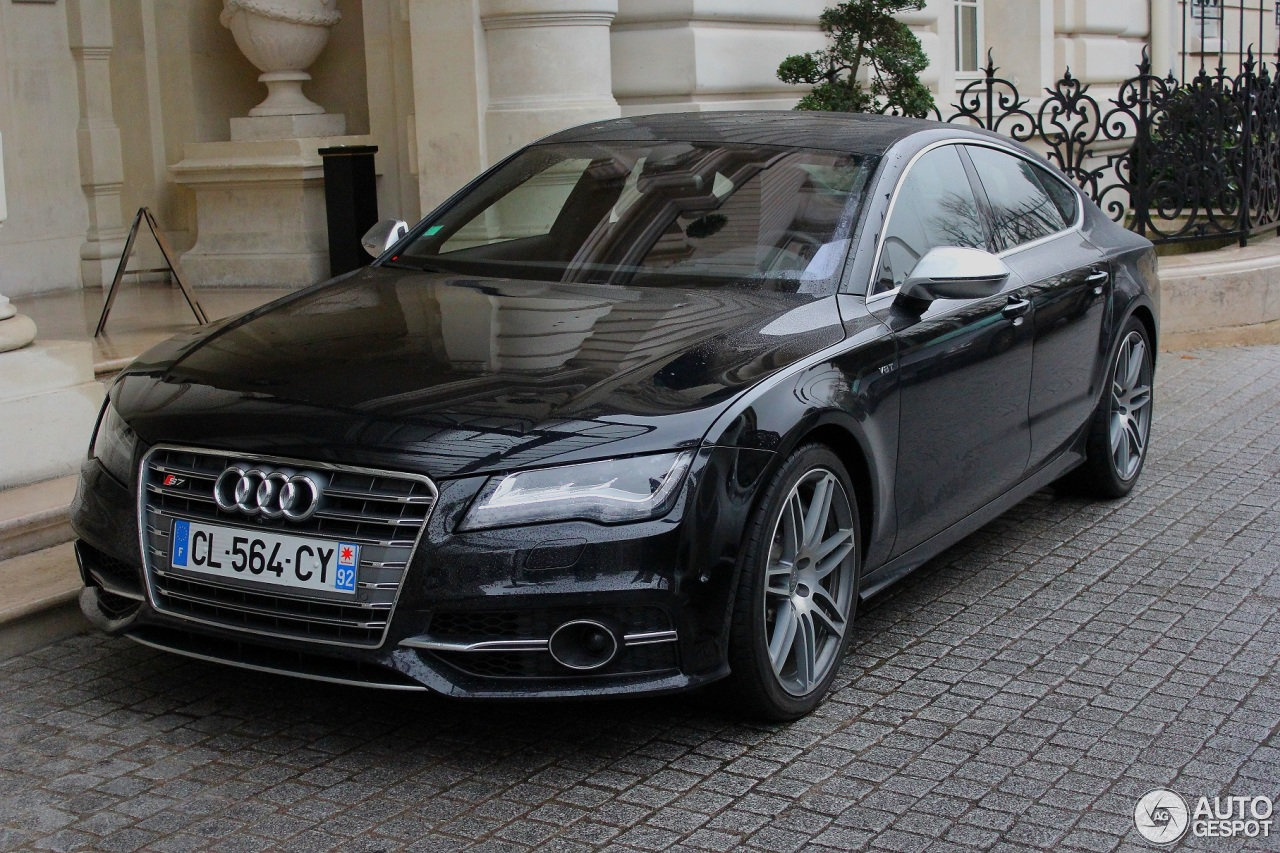 audi s7 sportback 29 january 2014 autogespot. Black Bedroom Furniture Sets. Home Design Ideas