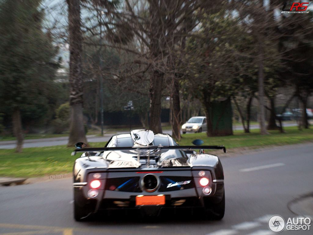 pagani zonda 760rs - 29 january 2014 - autogespot