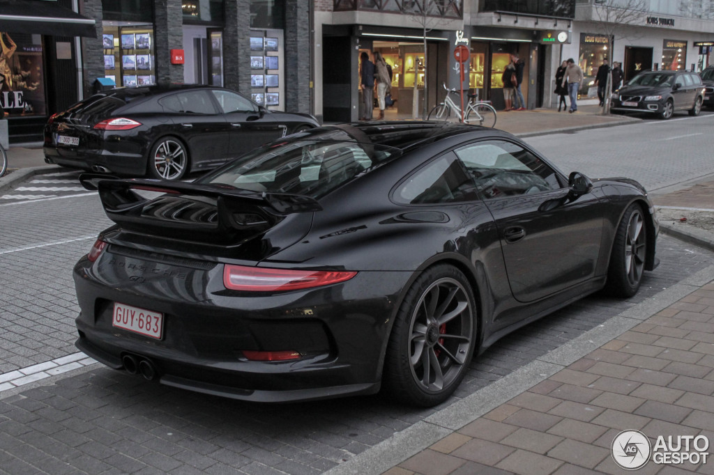 porsche 991 gt3 29 january 2014 autogespot. Black Bedroom Furniture Sets. Home Design Ideas