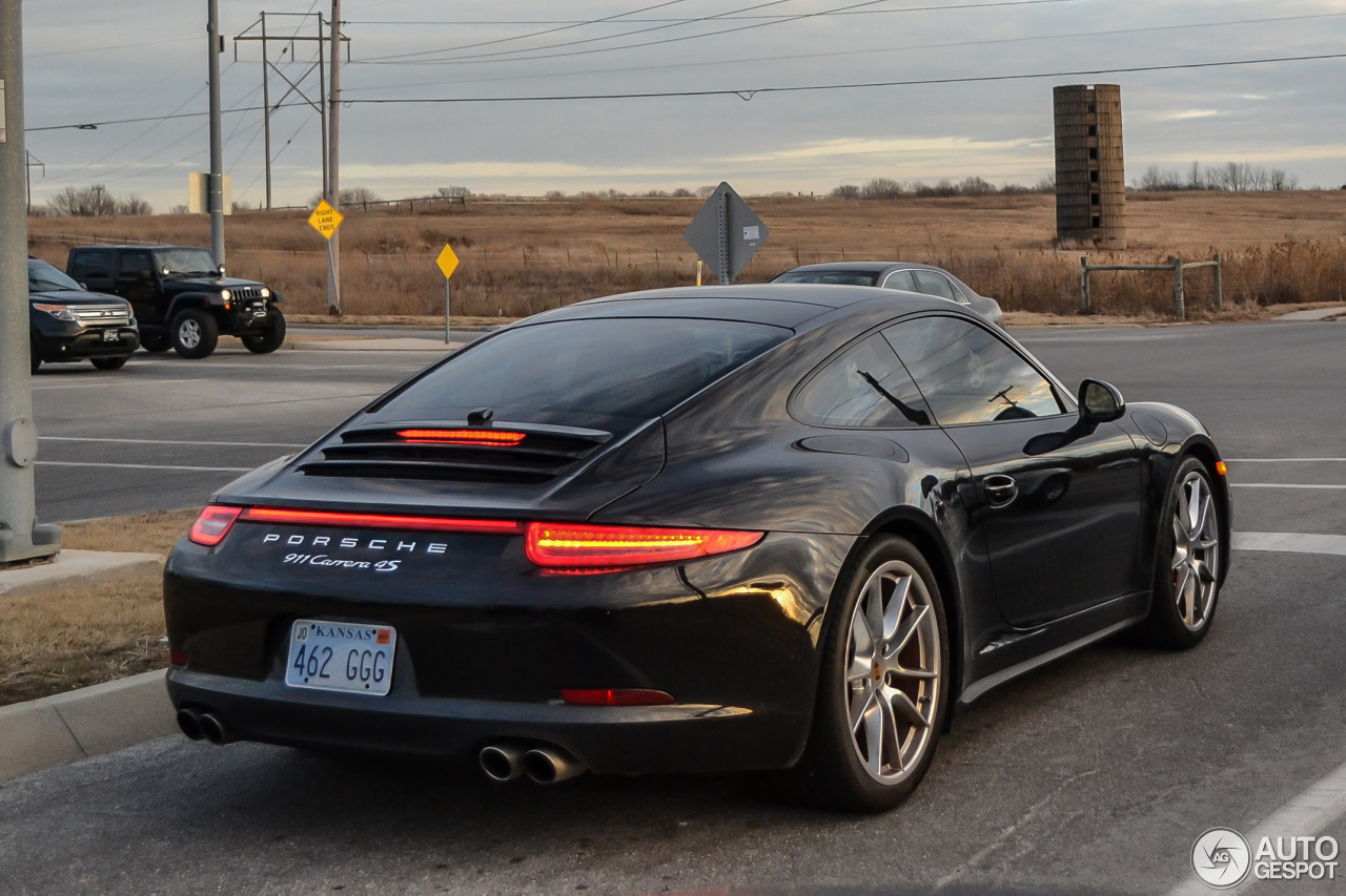 Porsche 991 Carrera 4s 31 January 2014 Autogespot