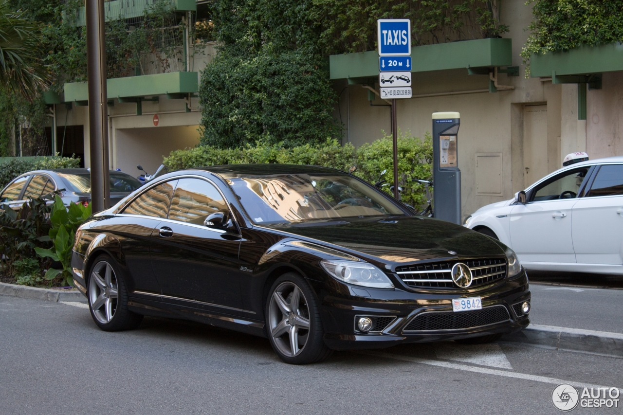 mercedes benz cl 63 amg c216 1 februari 2014 autogespot. Black Bedroom Furniture Sets. Home Design Ideas