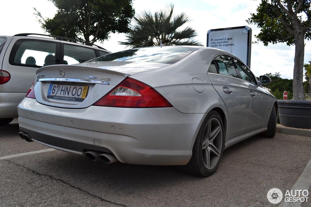 Mercedes benz cls 63 amg c219 1 februar 2014 autogespot for 2014 mercedes benz cls550 0 60