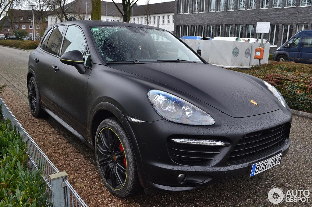 Porsche 958 Cayenne Gts 1 Februari 2014 Autogespot