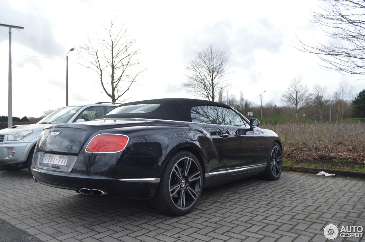 Bentley Continental Gtc V8 2 February 2014 Autogespot