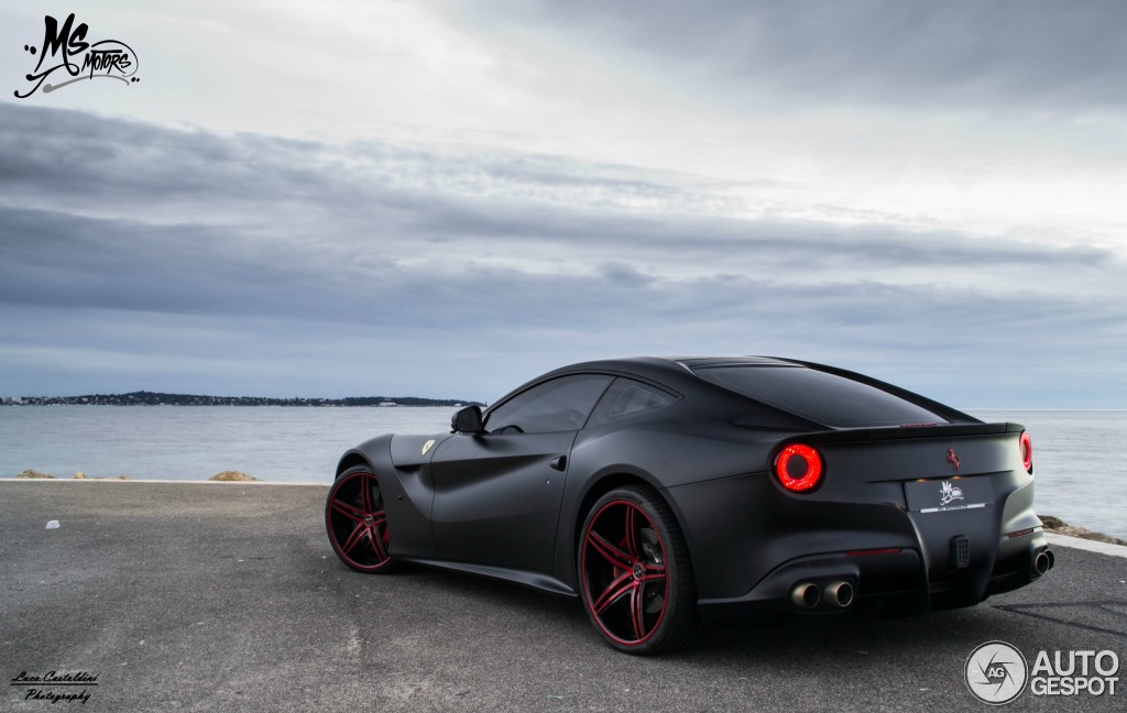 ferrari f12berlinetta 2 fvrier 2014 autogespot. Black Bedroom Furniture Sets. Home Design Ideas