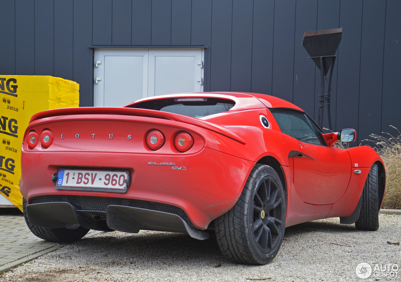 lotus elise s3 sc 2 fvrier 2014 autogespot. Black Bedroom Furniture Sets. Home Design Ideas