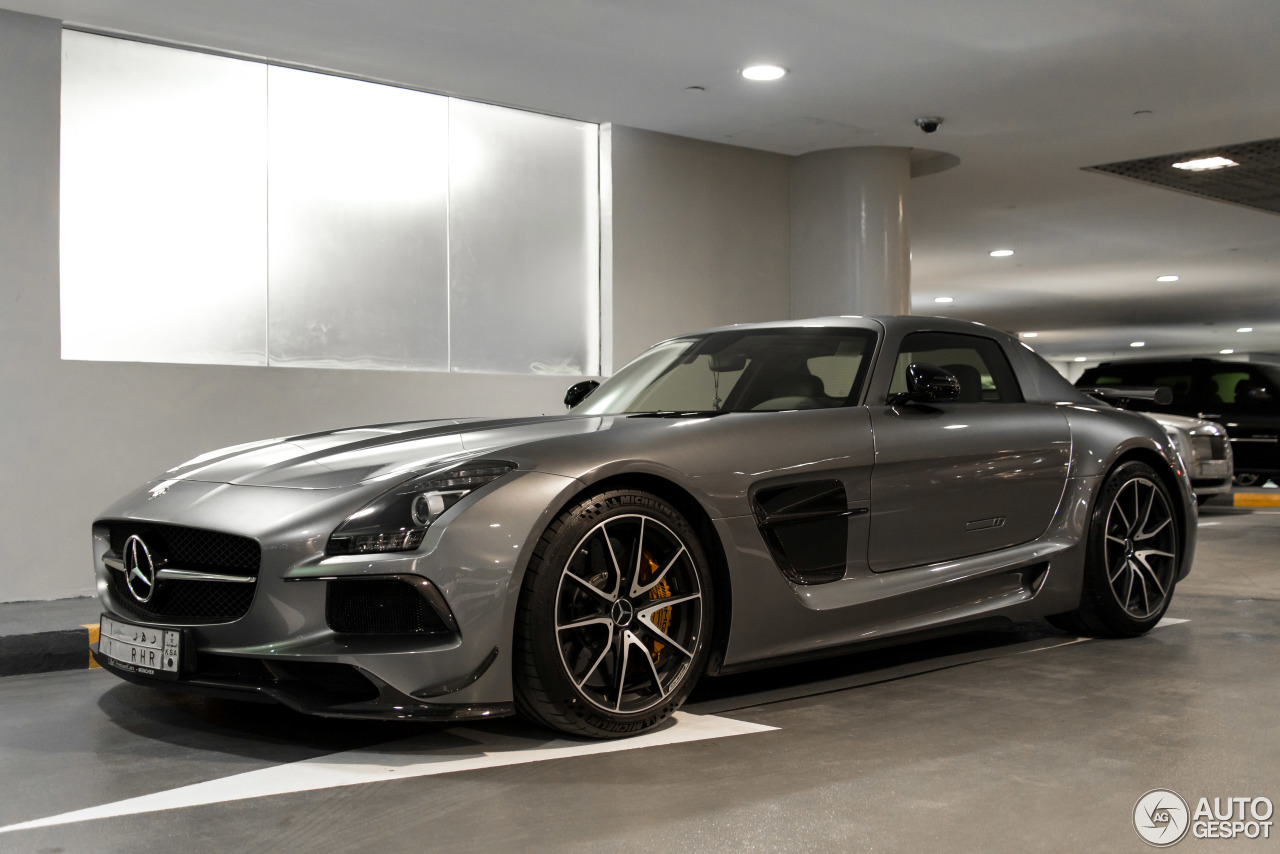 Mercedes benz sls amg black series 2 february 2014 autogespot