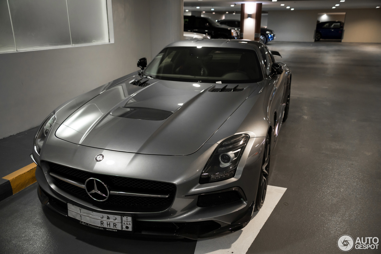 mercedes benz sls amg black series 2 february 2014. Black Bedroom Furniture Sets. Home Design Ideas