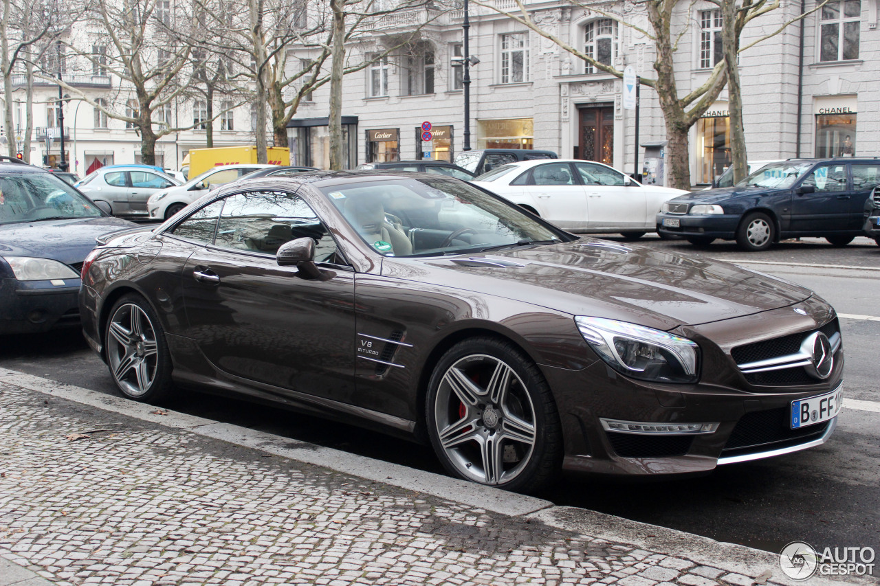 mercedes benz sl 63 amg r231 3 february 2014 autogespot. Black Bedroom Furniture Sets. Home Design Ideas