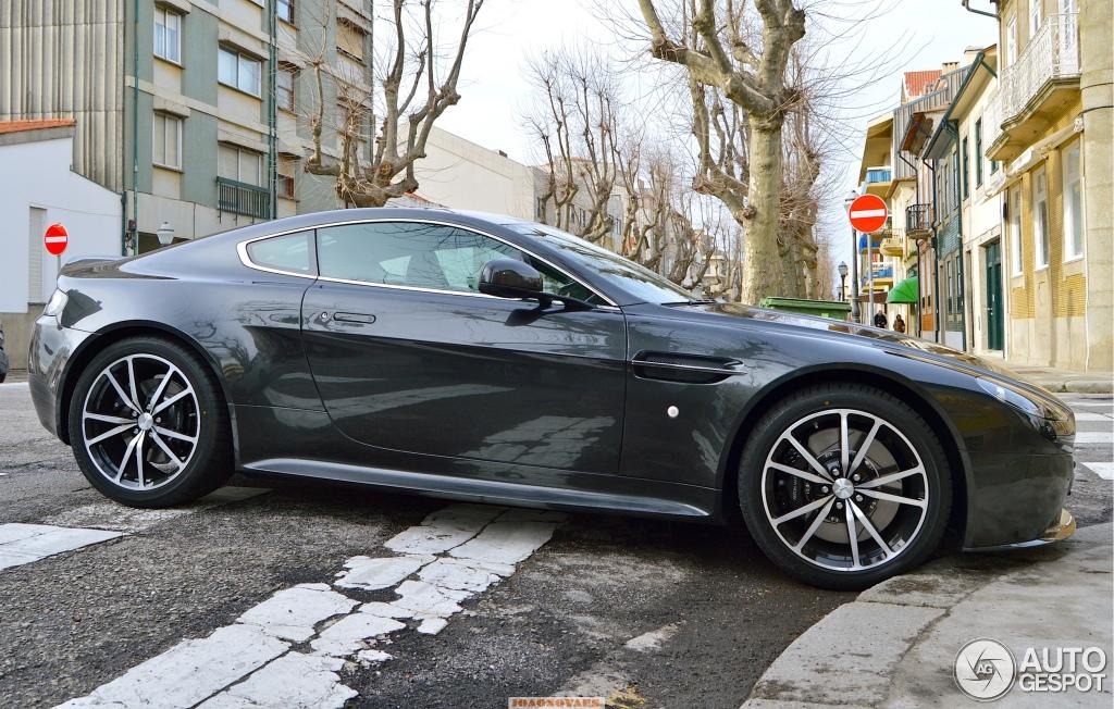 Aston Martin V8 Vantage S Sp10 4 February 2014 Autogespot