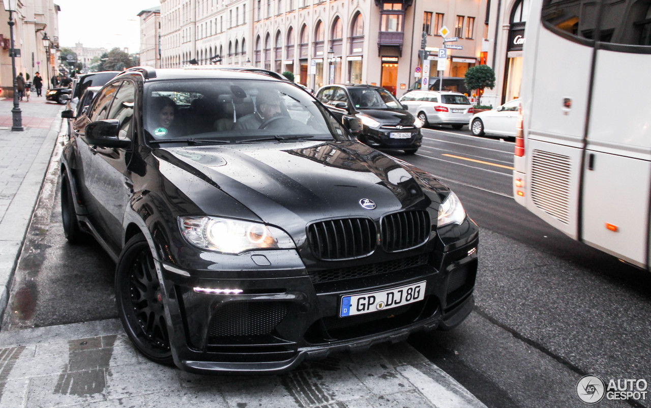 BMW Hamann Tycoon Evo M 1