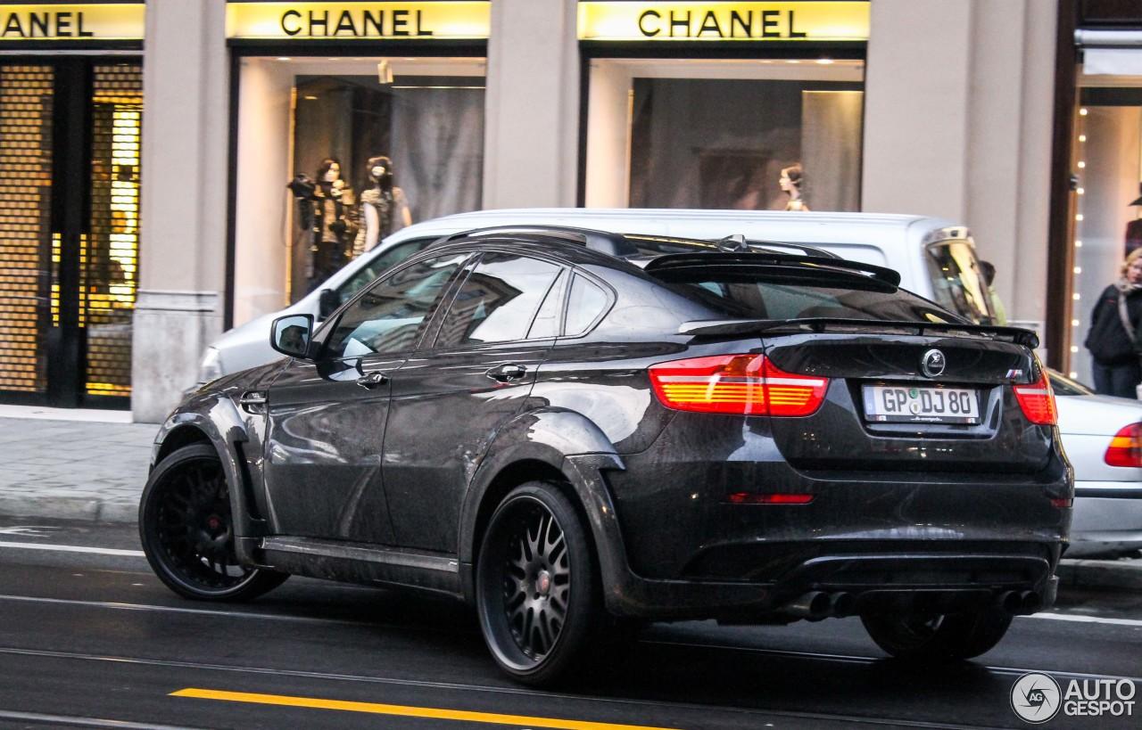 BMW Hamann Tycoon Evo M 2