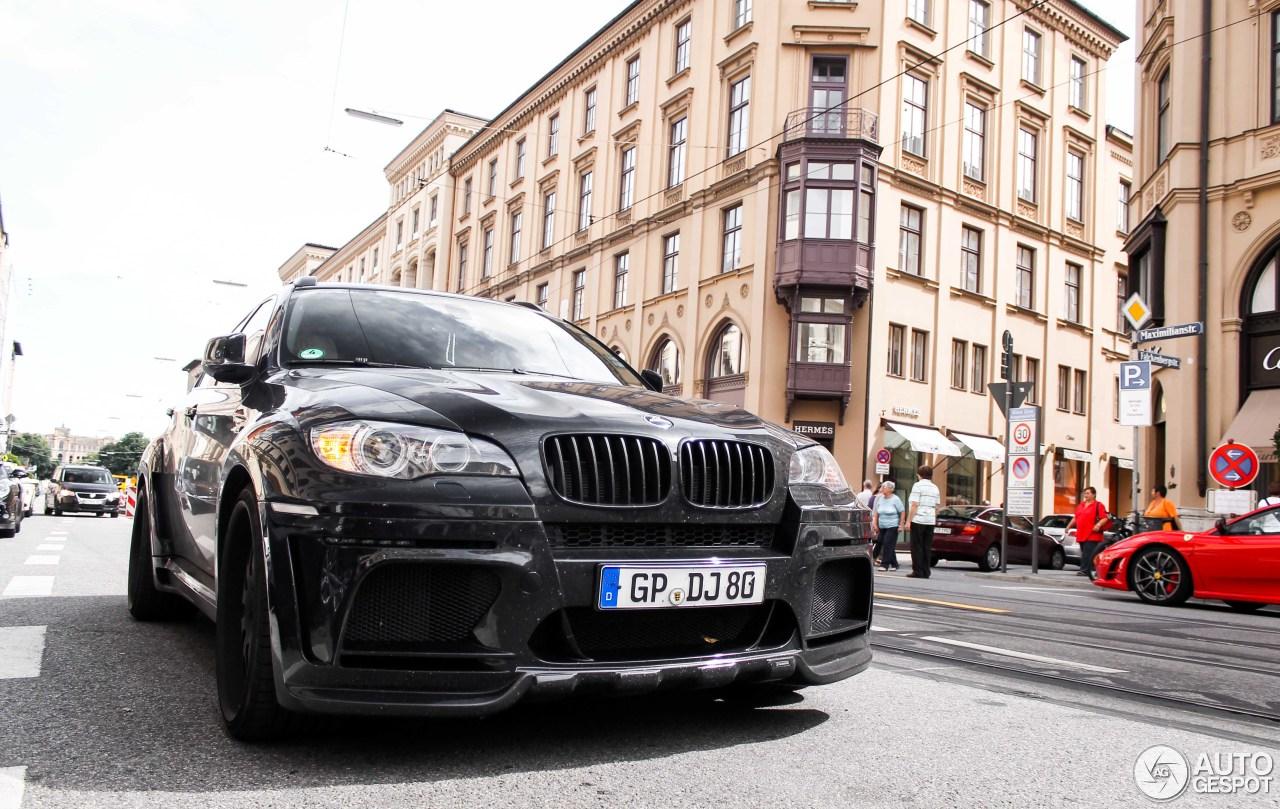 BMW Hamann Tycoon Evo M 6