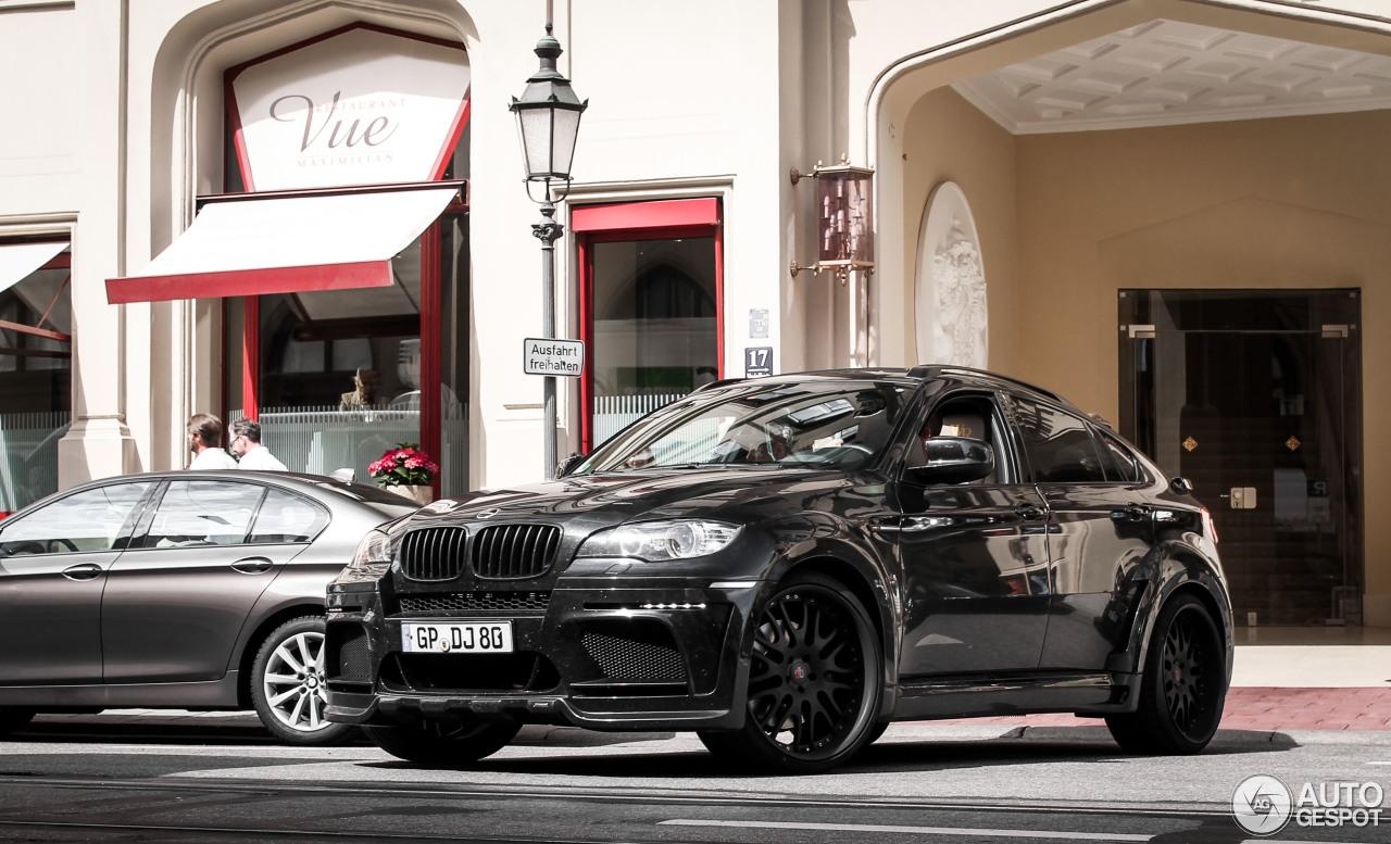 BMW Hamann Tycoon Evo M 8