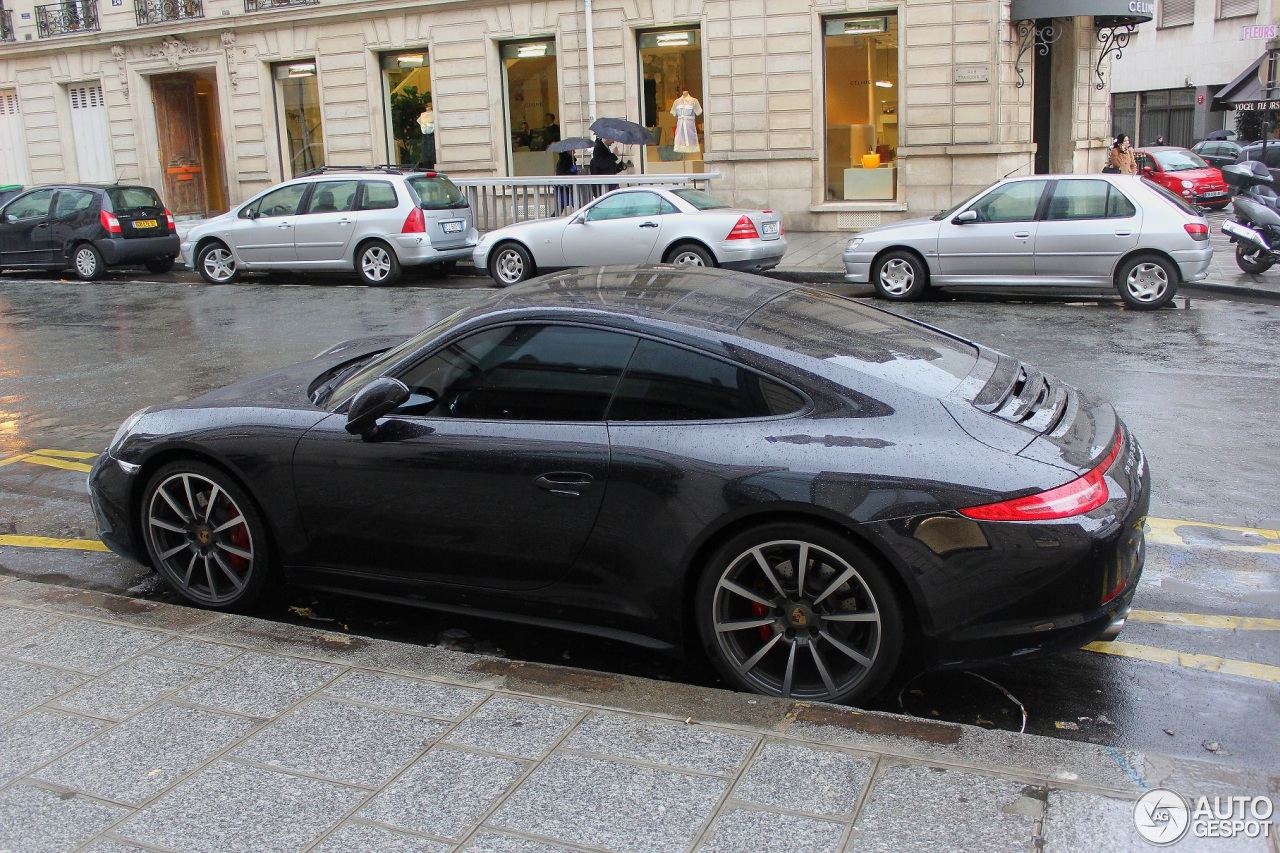 porsche 991 carrera 4s 6 fvrier 2014 autogespot. Black Bedroom Furniture Sets. Home Design Ideas