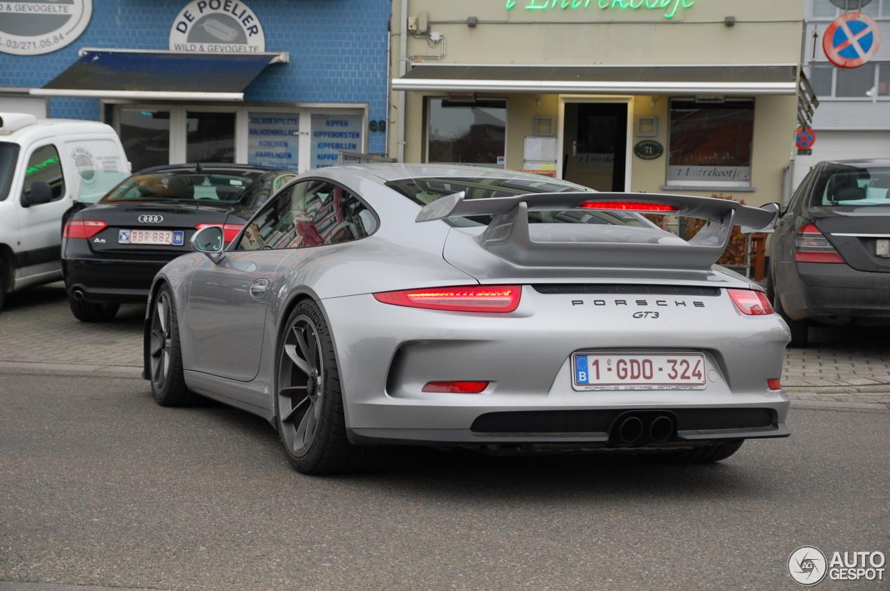 Porsche 991 Gt3 6 February 2014 Autogespot