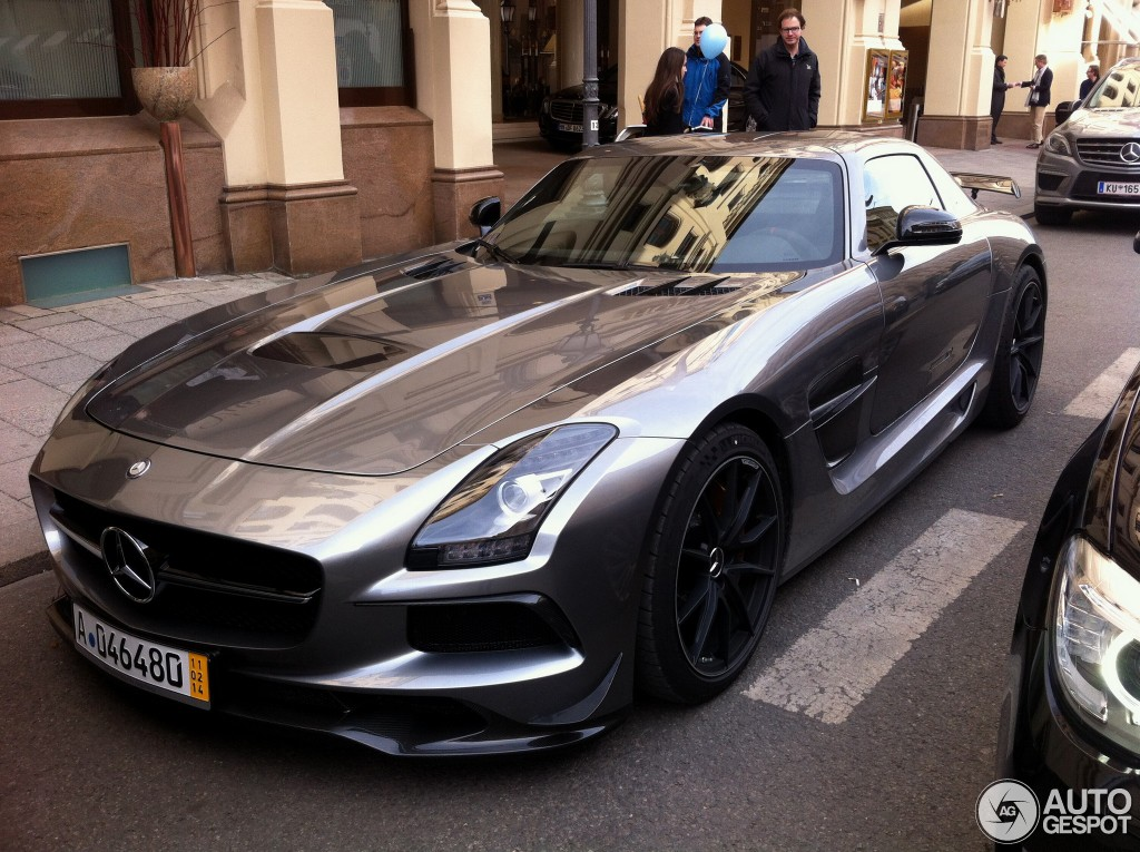 mercedes benz sls amg black series 8 februar 2014 autogespot. Black Bedroom Furniture Sets. Home Design Ideas