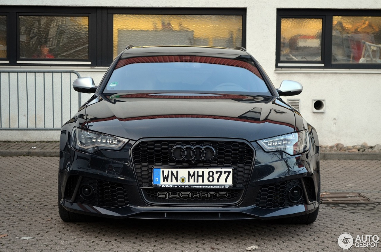 Audi Rs6 Avant C7 12 February 2014 Autogespot