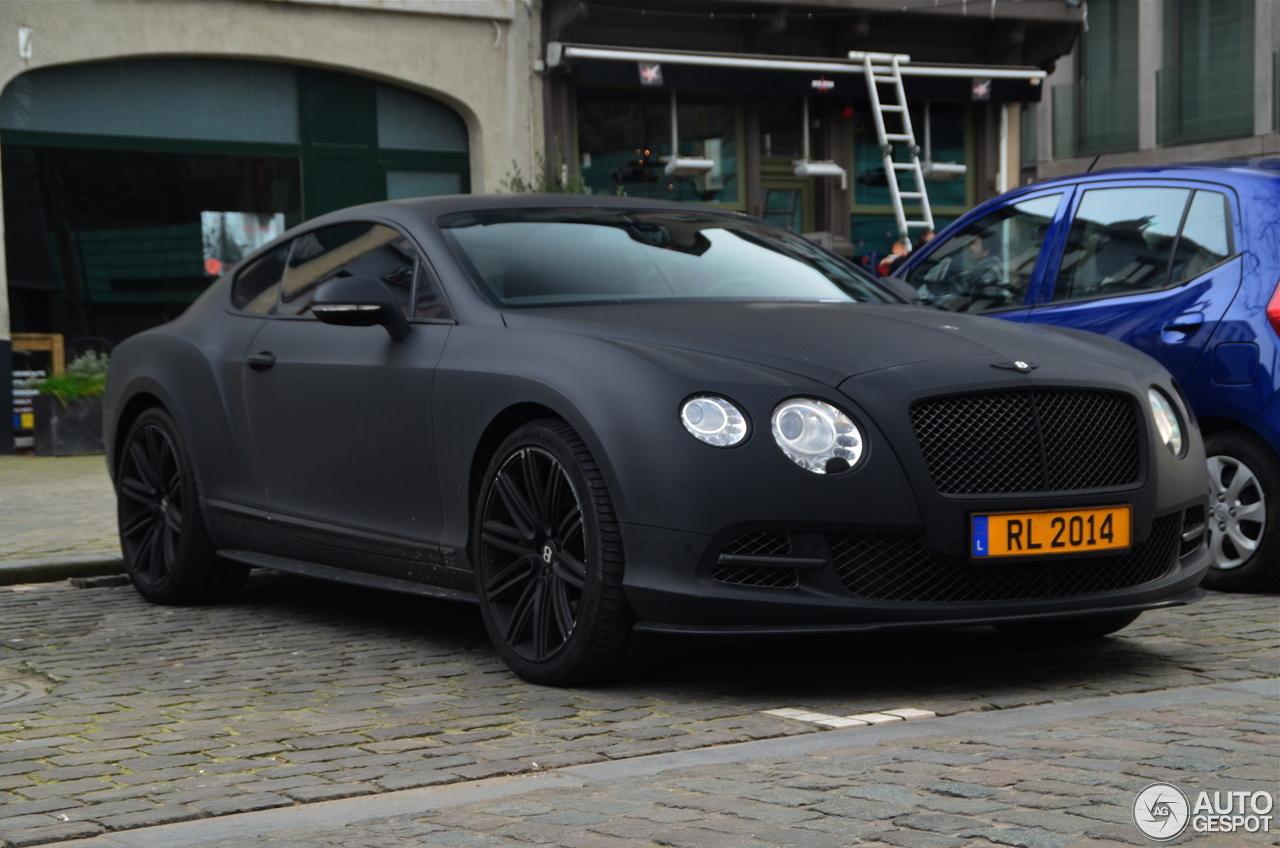 Bentley Continental Gt Speed 2012 12 Februari 2014