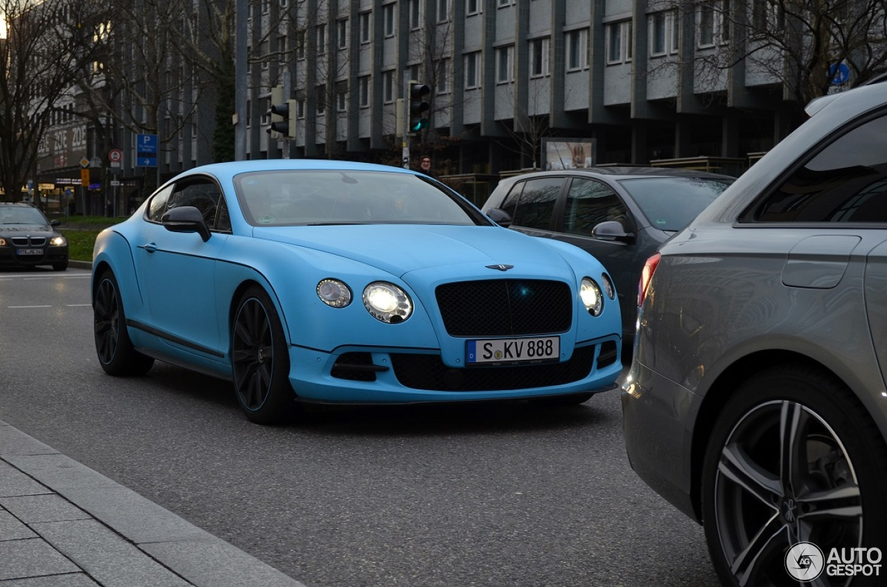 Bentley Continental Gt Speed 2012 12 Februar 2014