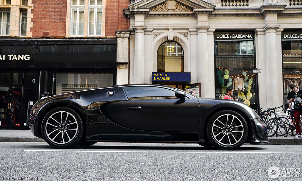 bugatti veyron 16 4 super sport sang noir 12 february 2014 autogespot. Black Bedroom Furniture Sets. Home Design Ideas