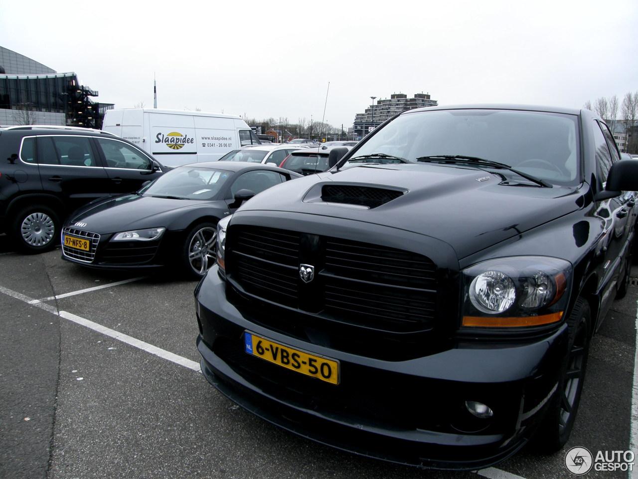 Dodge RAM SRT-10 Quad-Cab Night Runner 8